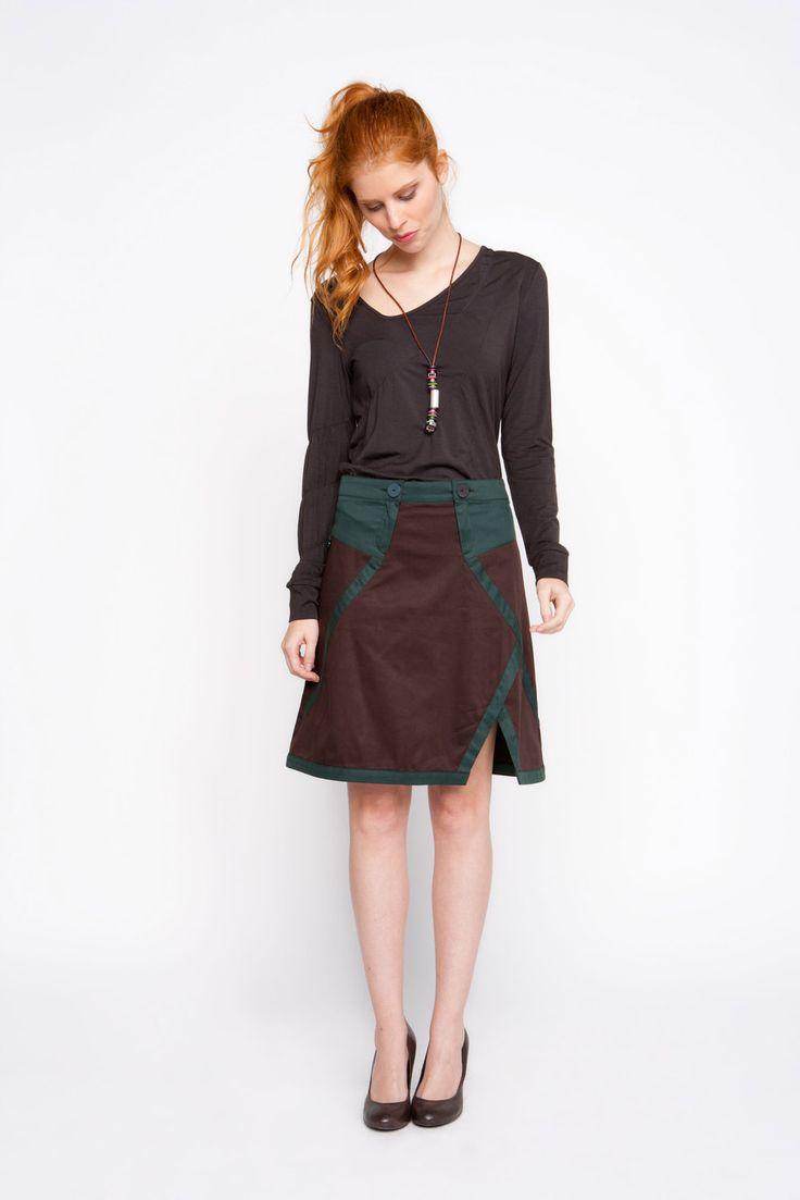 That skirt is so badass. Skunkfunk.