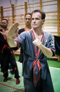 Wing Tsun Kung Fu edzés 10