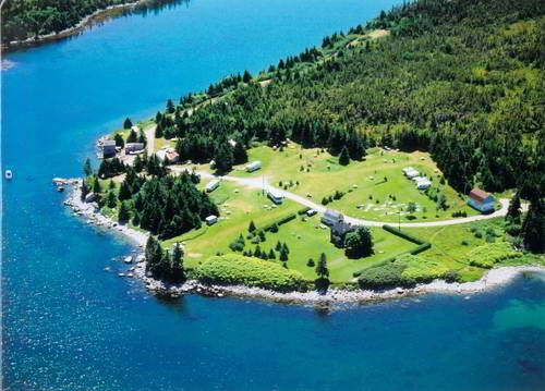 One of the prettiest campgrounds in Nova Scotia