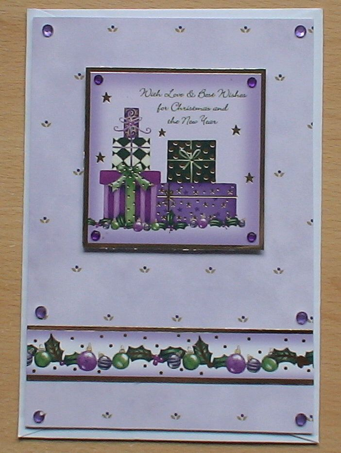 #Hunkydory #create and craft  The colour of this image and backing card is quit contemporary and has made a very pretty card,The topper and background card are from the Hunkydory 4 day deal on create and craft. I have also used  adhesive gems from my crafty stash
