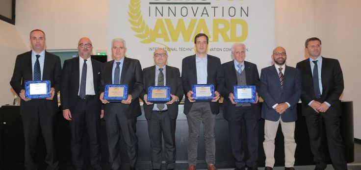 SaMoTer Innovation Awards Special Mentions to Merlo Cangini Benne Blend Fbg and Komatsu