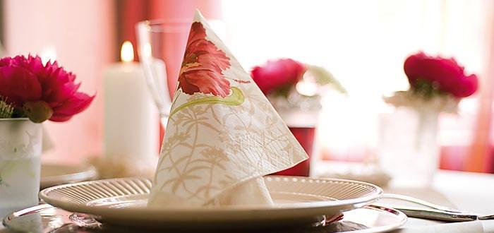 69 Besten Tischdekoration Mit Duni Bilder Auf Pinterest