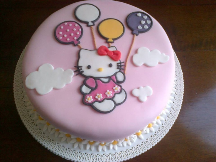 Cake Design Genova : 17 Best images about Hello Kitty -Cakes and sweets on ...