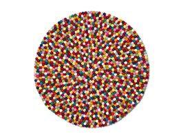 HAY Pinocchio teppe multicolor 90 cm