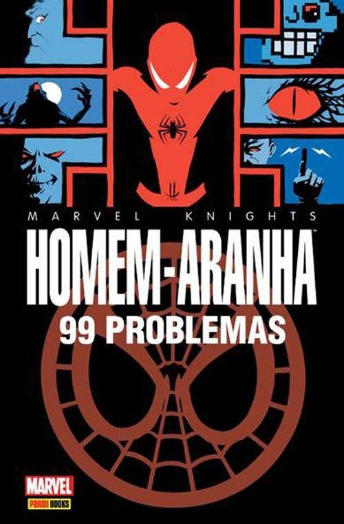 LIGA HQ - COMIC SHOP HOMEM-ARANHA: 99 PROBLEMAS - Homem-Aranha - Marvel PARA OS NOSSOS HERÓIS NÃO HÁ DISTÂNCIA!!!