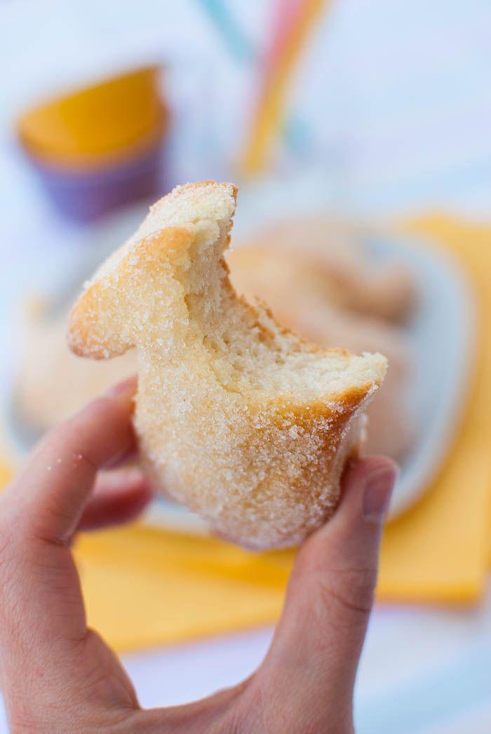 Süße Quarkhasen (Ostergebäck aus Quark-Öl-Teig)