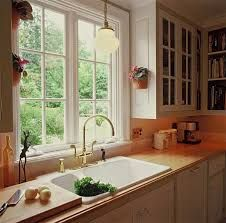 Image result for small kitchen use of windows and doors