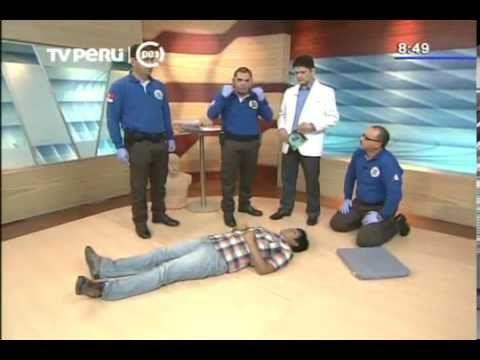 Guía de primeros auxilios. 03 Soporte vital básico. 03/13 - YouTube