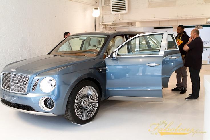 Bentley TruckConcept Trucks, Bentley Trunks, Blog, Bentley Trucks