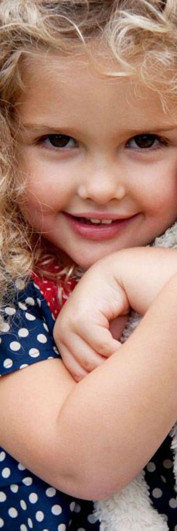 Adorable Little Girl... ♥