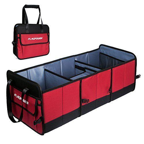 Kofferraum Organizer,Topist Multi-Tasche Kofferraumtasche/Rücksitz ...