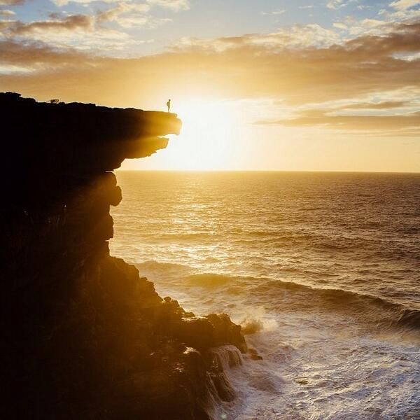 Eagle Rock. Royal National Park. NSW. Australia