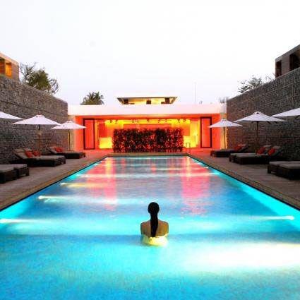 Hotel De La Paix, Hua Hin, Thailand