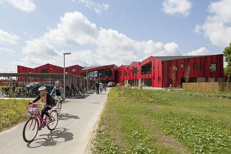 Vibeengskolen, the Vibeeng School