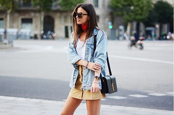 10 Blogger-Approved Outfits to Wear to Outside Lands via @WhoWhatWear