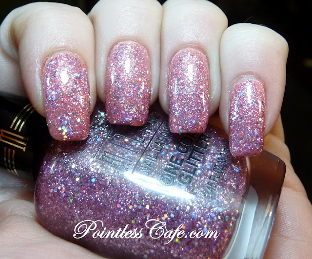 Super excited to get this polish in the mail!