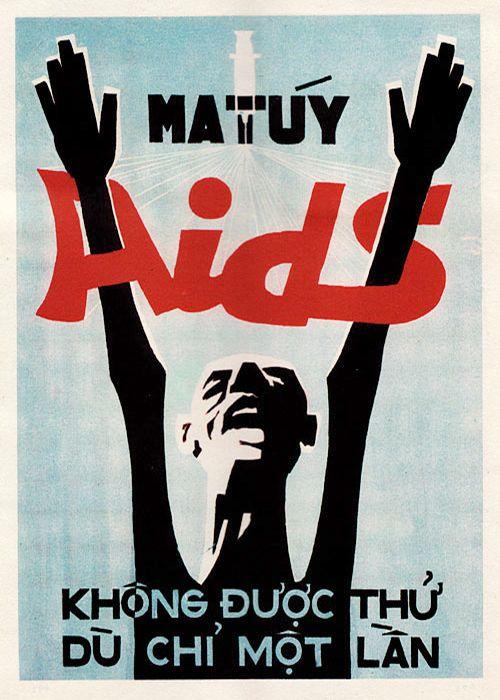 003 Pin on VN Propaganda Posters