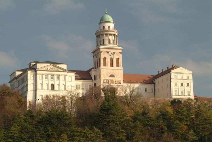 Pannonhalma Archabbey resides in the countryside of Hungary and dates back to around 1000 AD. Over the years, Pannonhalma Archabbey has grown to be an expansive religious center and is the second-largest territorial abbey in the world.