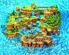 carte monde jeu vidéo - Recherche Google