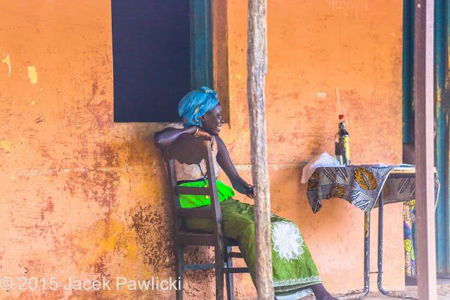 JACEK PAWLICKI - PICTURES: Guinea Bissau, Bijagos, Bubaque Island, December 2...