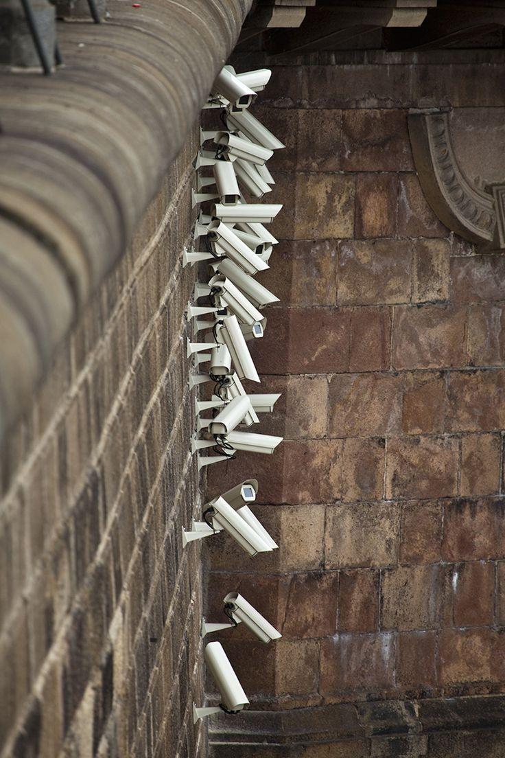 Security Cameras and Satellite Dishes Installations – Fubiz Media