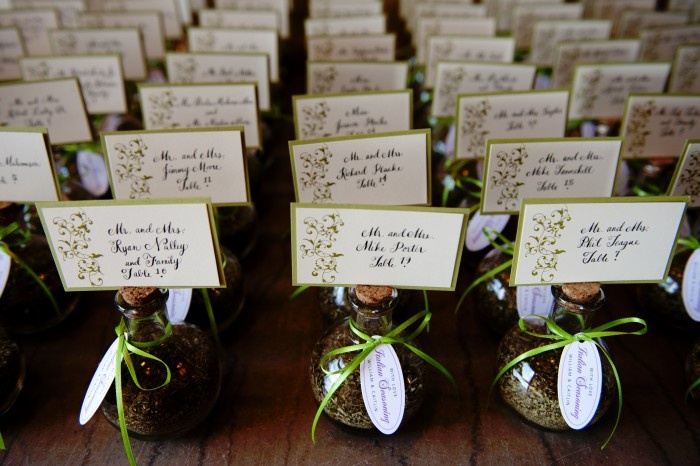 Wedding favors, Italian Spices.