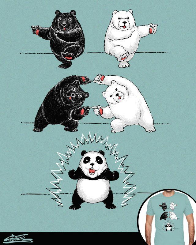 how does panda come from Anime, Dragon ball z, Dragon ball