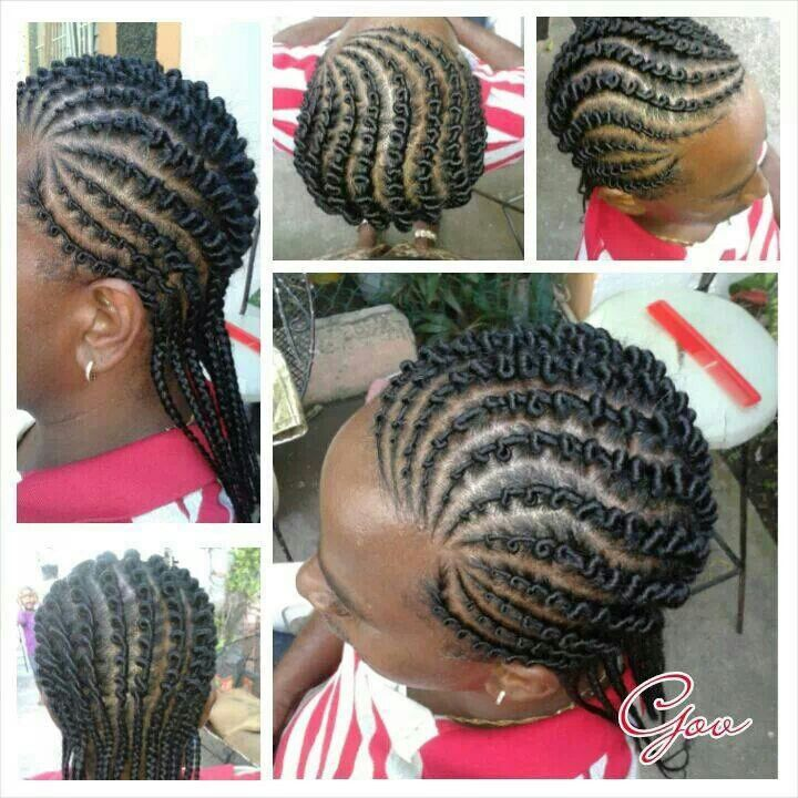 braided hair styles for natural hair gum flat twists curls buns braids bobs knots 2851 | 8996844d33256905813c38bb30f20c5e