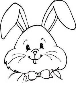 easter bunny face coloring pages - big bunny bunny bunny and bunnies on pinterest