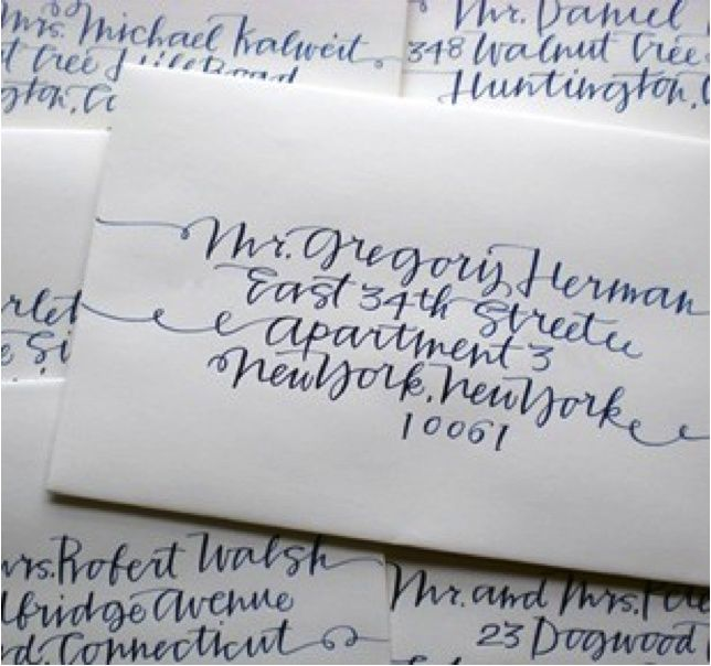 91 best envelope addressing by me images on pinterest envelope love the use of space on the envelope thecheapjerseys Choice Image