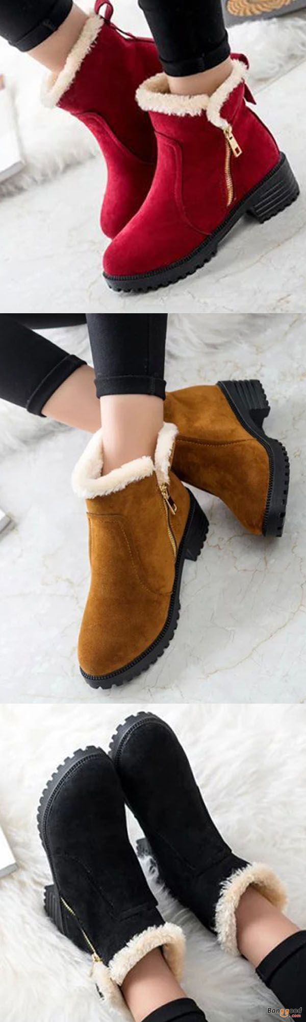 US$27.85+ Free shipping. Women Winter Snow Boot Keep Warm Comfortable Outdoor Casual Ankle Short Boots. shoes boots, boots outfit, womens boots, winter boots, ankle boots, slip on shoes, snow boots. Buy now!