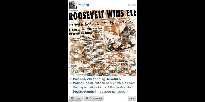 Histagram: Ιστορικές στιγμές στο… Instagram