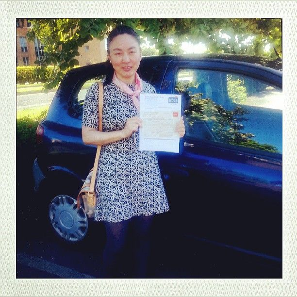 Another satisfied customer. Congratulations to Dongxue who passed her test in #tallaght with the #rsadrivingschool http://www.rsadrivingschool.ie