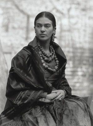 Edward Weston, Frida Kahlo