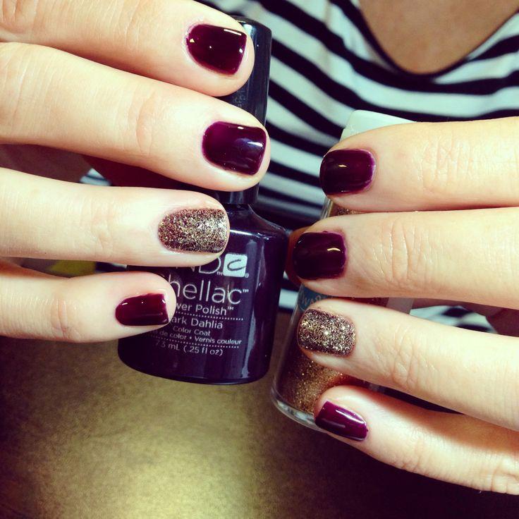 40 Best Shellac Nail Art Design Ideas Ecstasycoffee: 25+ Best Ideas About Shellac Nails Fall On Pinterest