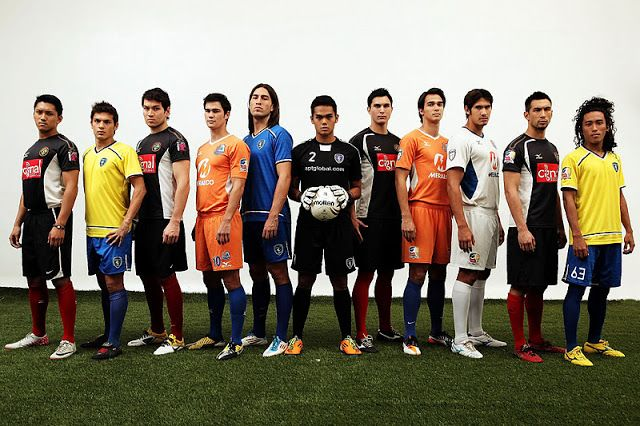 Filipino soccer league never knew they were up and coming...