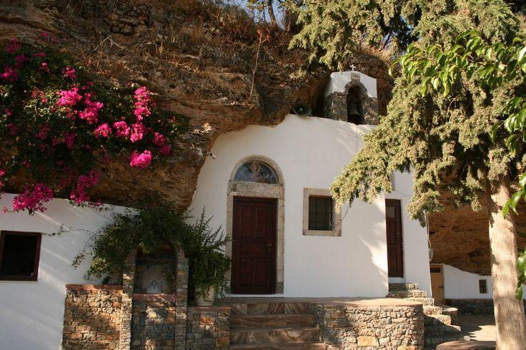 We ❤ Greece | Small Church in Marioú, #Rethymno, #Crete #Greece #explore #travel #destination
