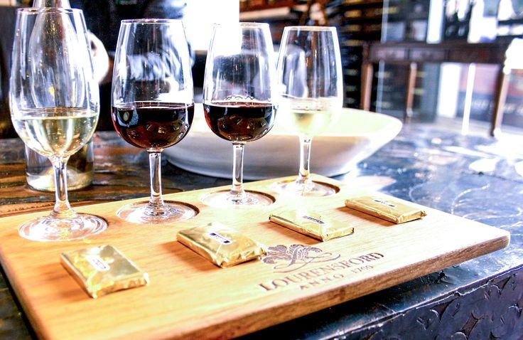 Wine and chocolate pairing #wineandchocolate #winetasting #winery #winerylife #sommelier #sustainablewine #sustainablewinery #ecofriendly #sustainabletravel #ecotravel  #deliciouswine #Stellenbosch #africatrip #africa #southafrica #winetasting
