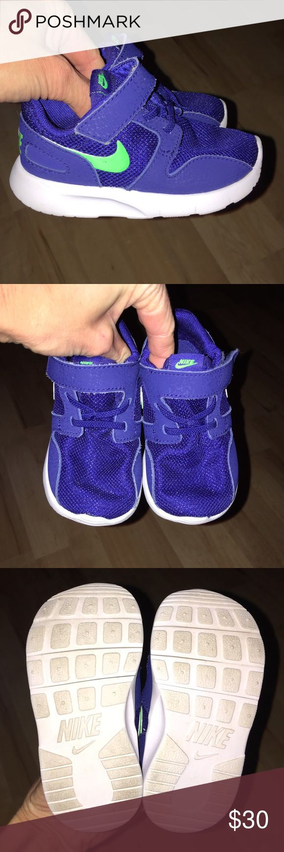 Toddler Nikes sz6 Preowned but in excellent condition. Size 6(toddler) Nike Shoes Sneakers