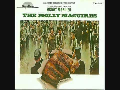 """""""The Molly Maguires."""" Henry Mancini."""