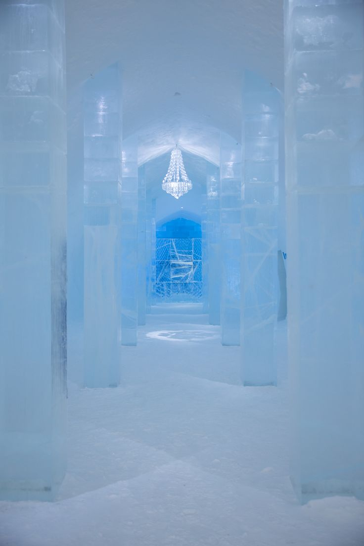 The Ice Hotel, Lapland