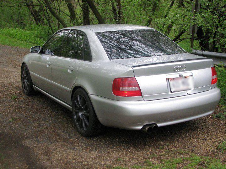 My first Audi - B5 A4 1.8t #Audi #cars #car #quattro