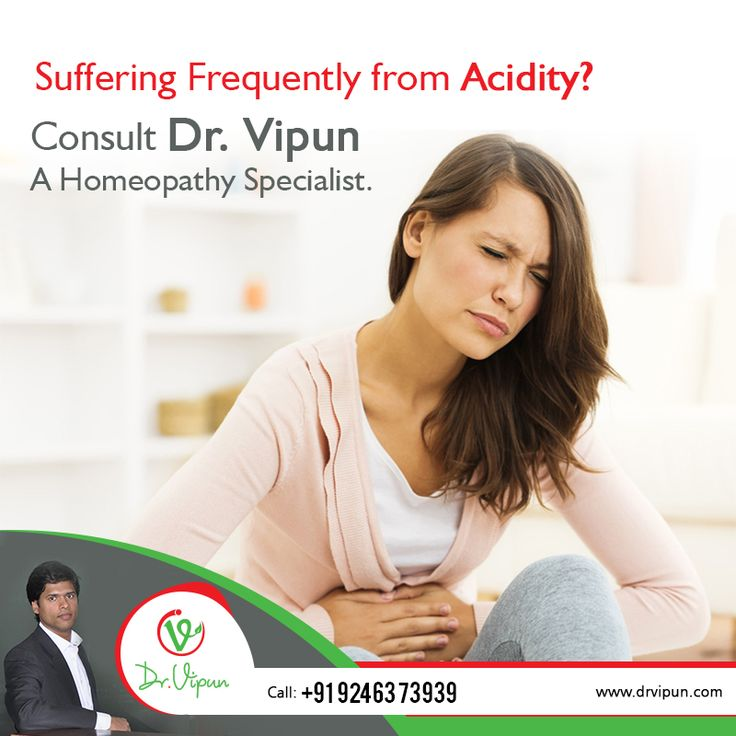 Suffering Frequently from Acidity? Consult Dr. Vipun- A Homeopathy Specialist.  For More Info Visit : http://www.drvipun.com/ Homeopathy Treatment for Acidity.