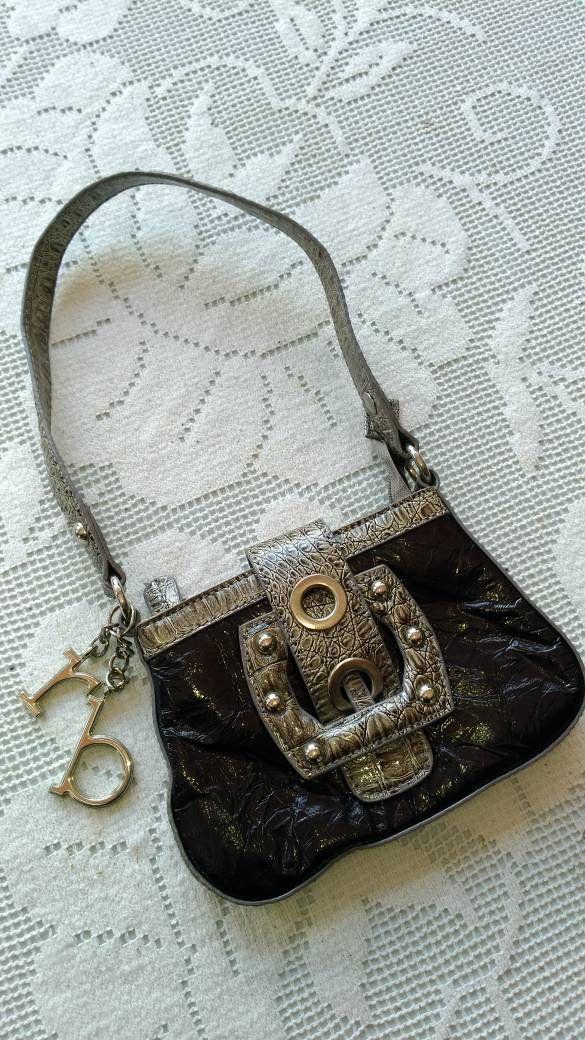 df76f5d54c Borsa Rocco Barocco borsetta da donna mini bag marca famosa italiana  vintage monogramma r b woman bag chic marrone beige | Bags | Bags, Shoulder  Bag, ...