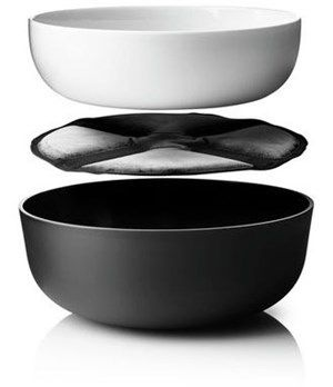 #Bowls are perfect during all kinds of celebrations as a vessel to provide salads, fruit or served warm snacks and meals #kitchenaccessories #scandinaviandesign
