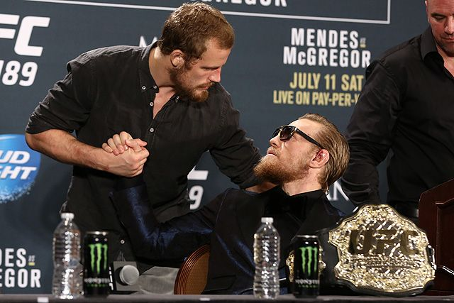 Conor McGregor's Teammate Gunnar Nelson States His Opinion About Conor's Weight Cutting to 145lb.