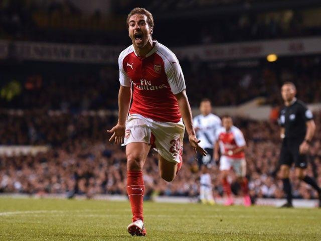 Report: Panathinaikos eye Arsenal midfielder Mathieu Flamini