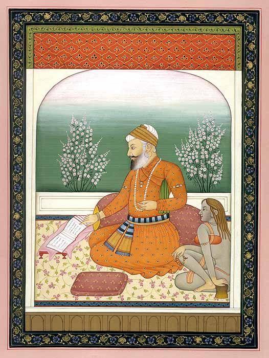 Guru Arjan Dev Ji Fifth Guru
