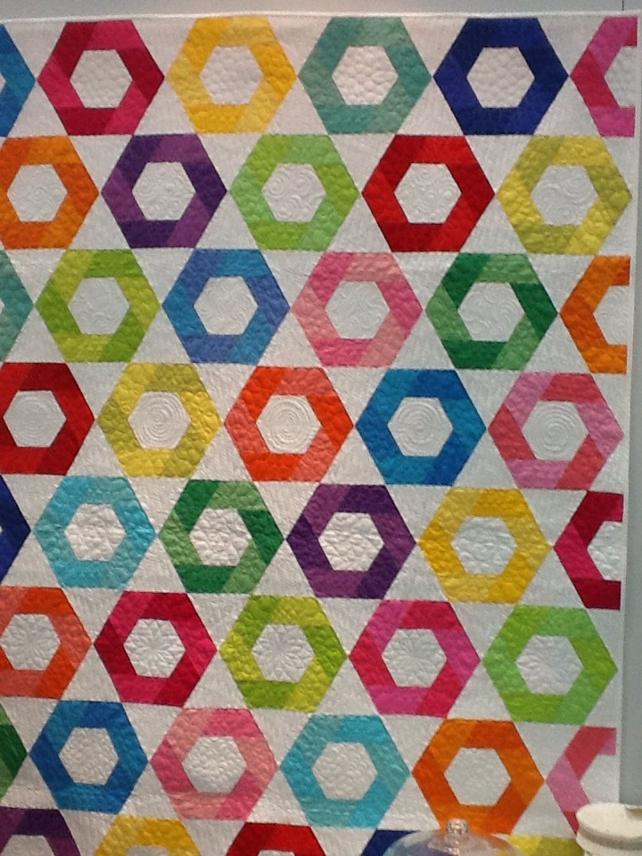 69 Best Hex N More Images On Pinterest Jaybird Quilts