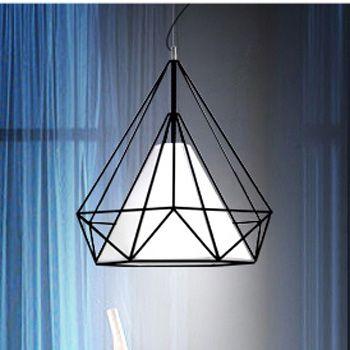Американское искусство гостиной люстра подвесной светильник подвесные светильники освещения алмаз спальня кабинет, принадлежащий категории Подвесные светильники и относящийся к Лампы и освещение на сайте AliExpress.com | Alibaba Group